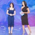Alessandra Rinaudo in tv su Rai 2 nella trasmissione Detto Fatto