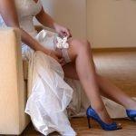 Qualcosa di blu, cosa indossare al proprio matrimonio