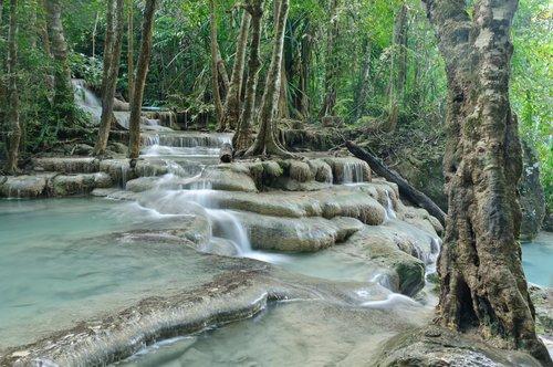 Parco di Erawan, viaggio di nozze in Thailandia