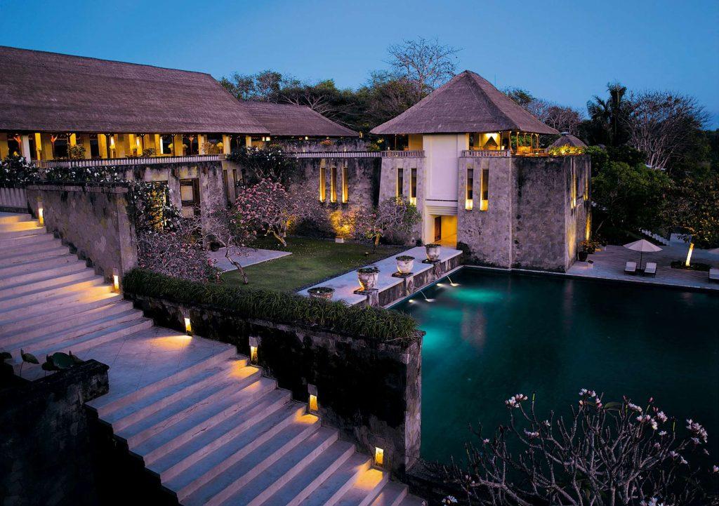 Matrimonio a Bali all'hotel Amanusa