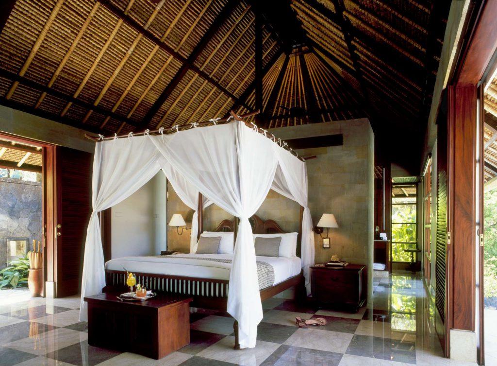 Resort Amanusa, la suite per gli sposi