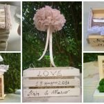 Porta fedi shabby chic originali, 5 tutorial low cost