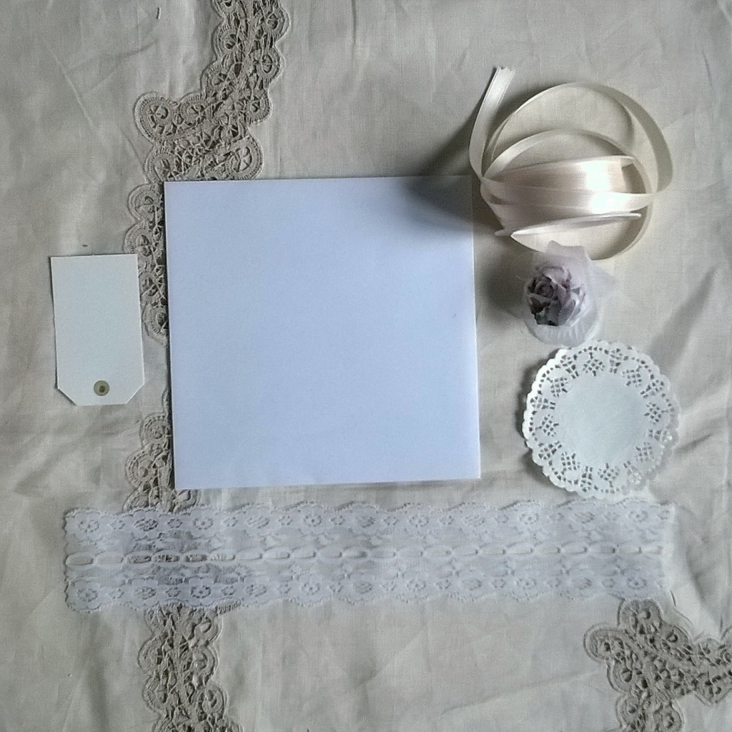 Tutorial wedding bag