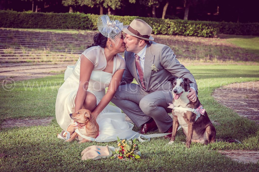 Elisa Guidarelli - Wedding dog sitter