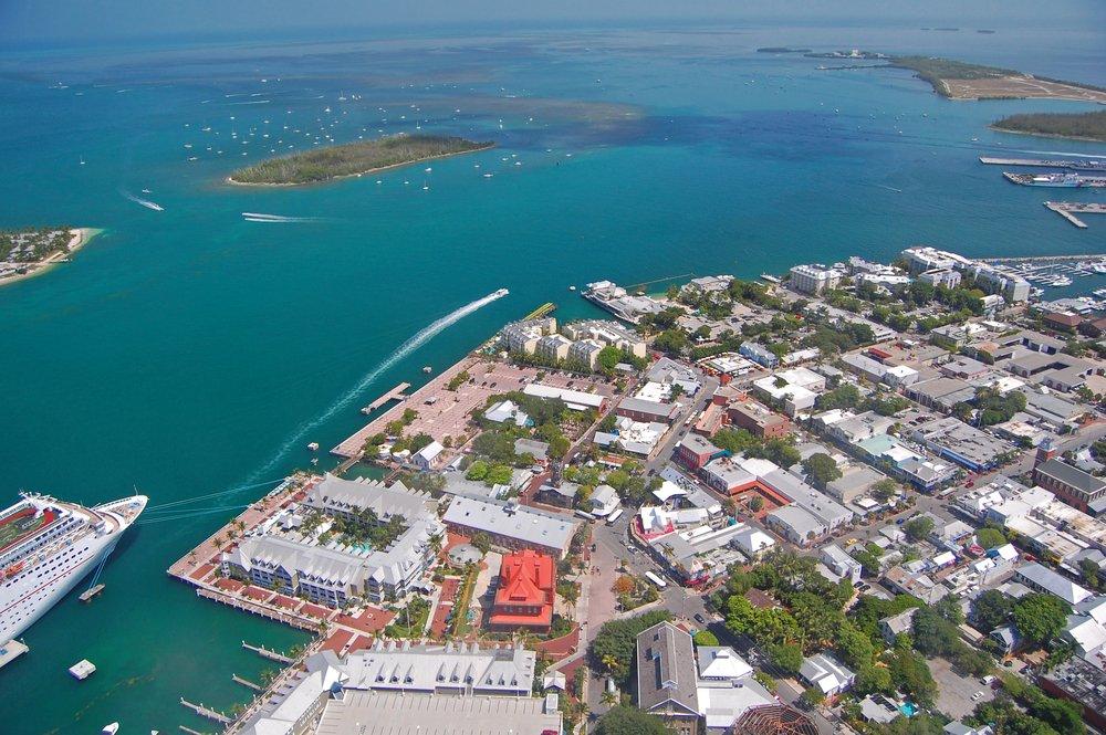 viaggio di nozze in Florida, Key West