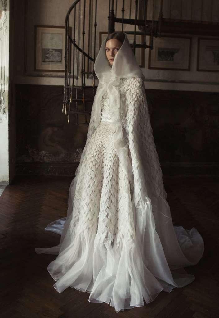 more photos a3f5e 5d7e9 Abiti da sposa Alberta Ferretti Forever: nuova collezione ...