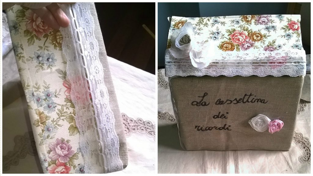 Tutorial guest book cassettina