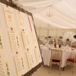 Ricevimento di nozze, come scegliere la disposizione dei tavoli