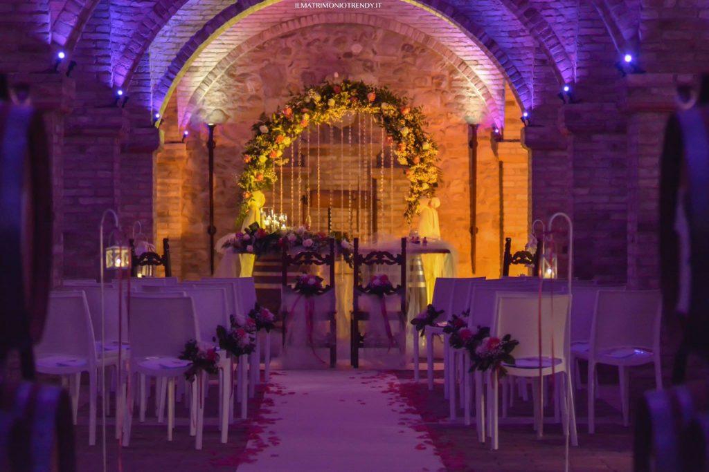 Matrimonio Trendy a Borgo la caccia