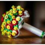 Bouquet da sposa particolari, le creazioni di Unusual Bouquet