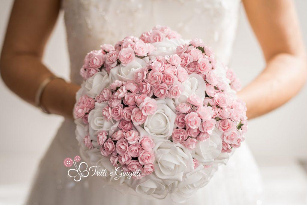 Bouquet di carta