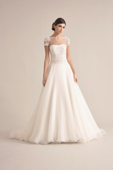 Matrimonio Country Chic Abito Sposa : Abito da sposa matrimonio country chic panorama sposi