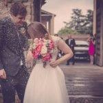 Il matrimonio italo inglese di Daniel & Sara