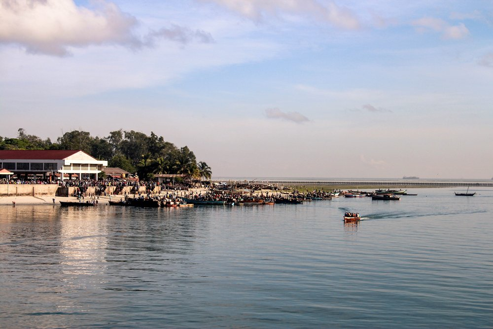 Dar es Salaam viaggio di nozze