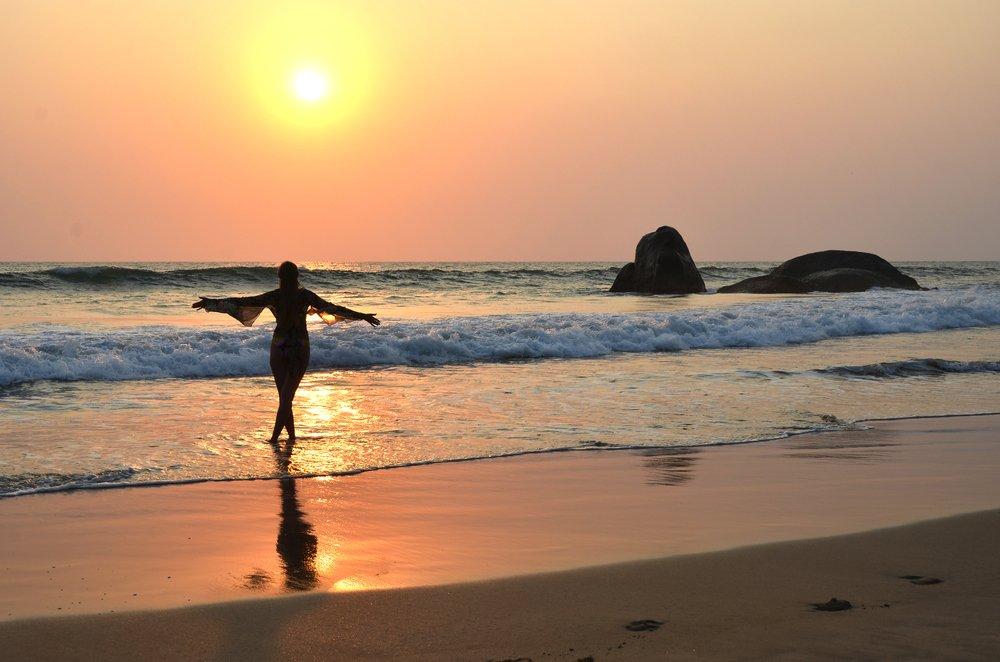Viaggio di nozze in India, Goa