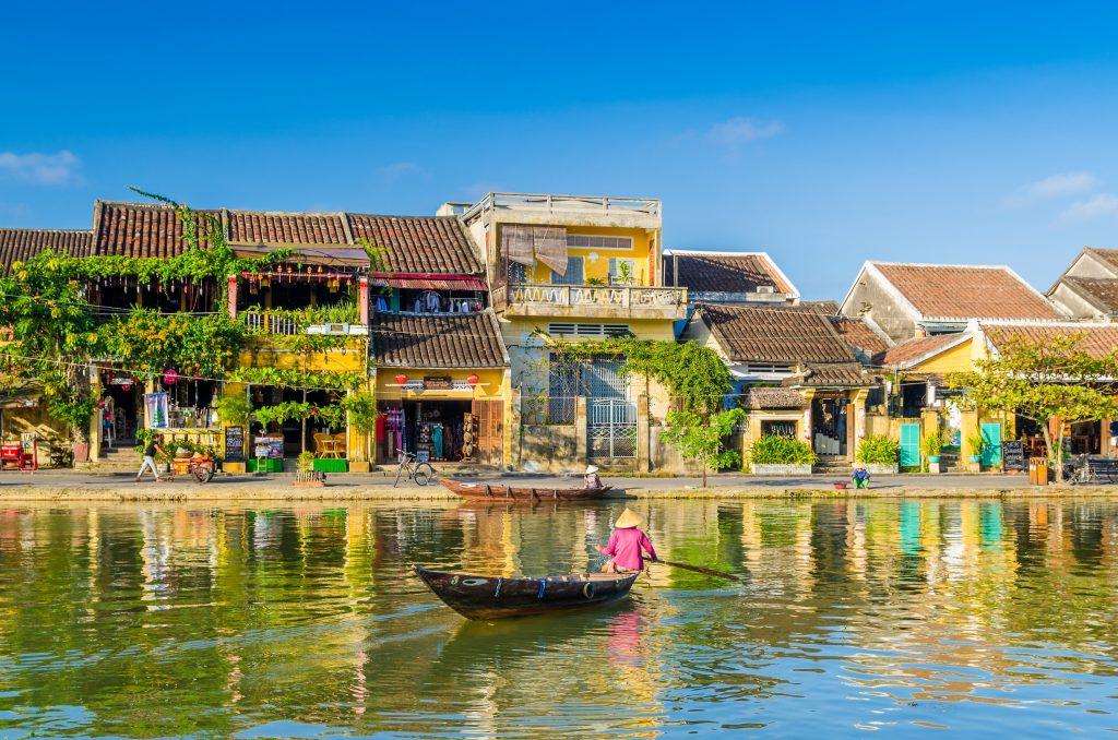Viaggio di nozze in Vietnam, Hoi An