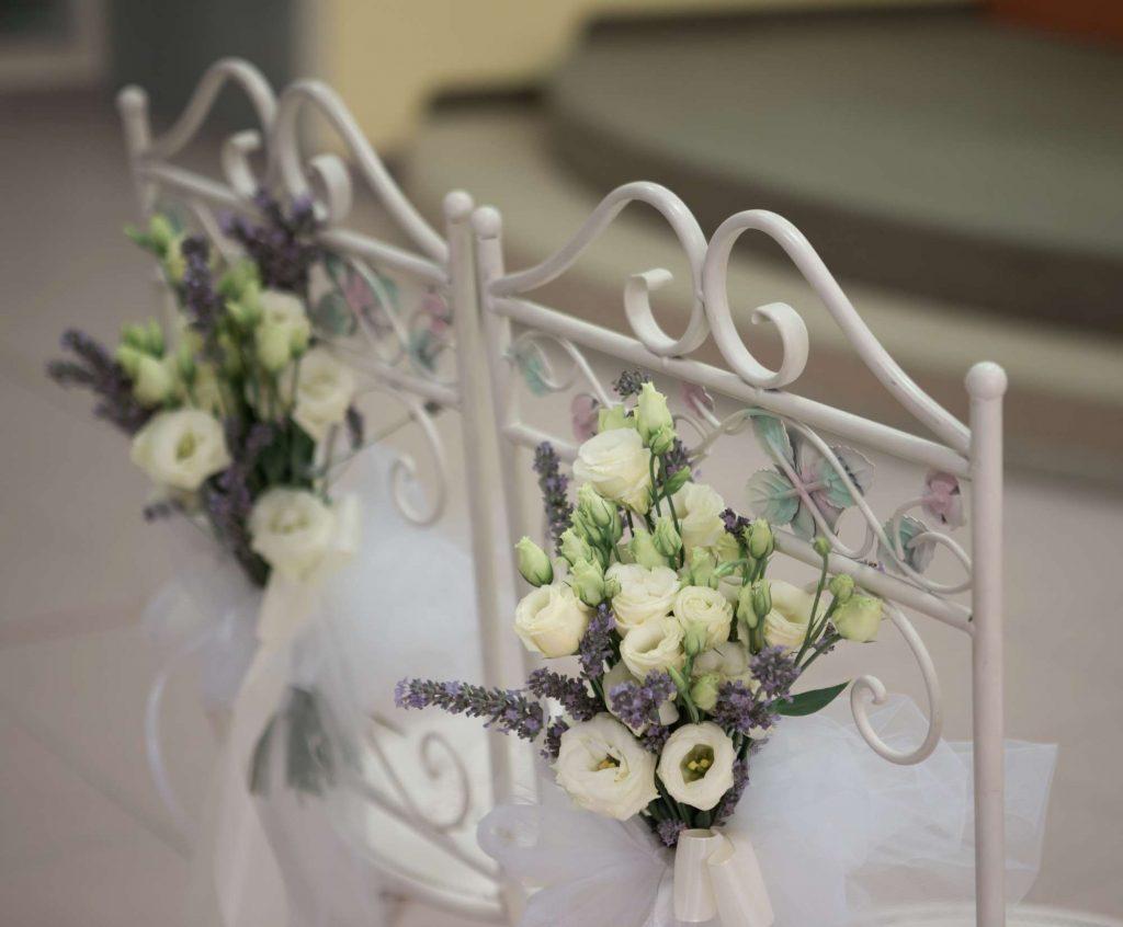 fiori matrimonio lavanda