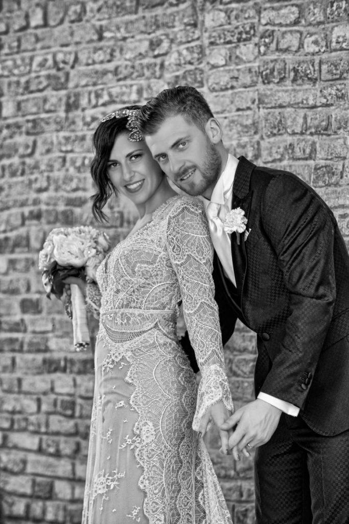 Matrimonio anni 20, Federica e Jacopo