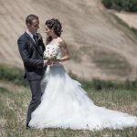 Emanuela e Michele: un matrimonio al profumo di lavanda