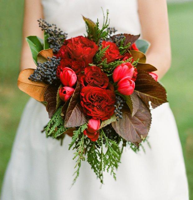 matrimonio a San Valentino, bouquet di rose