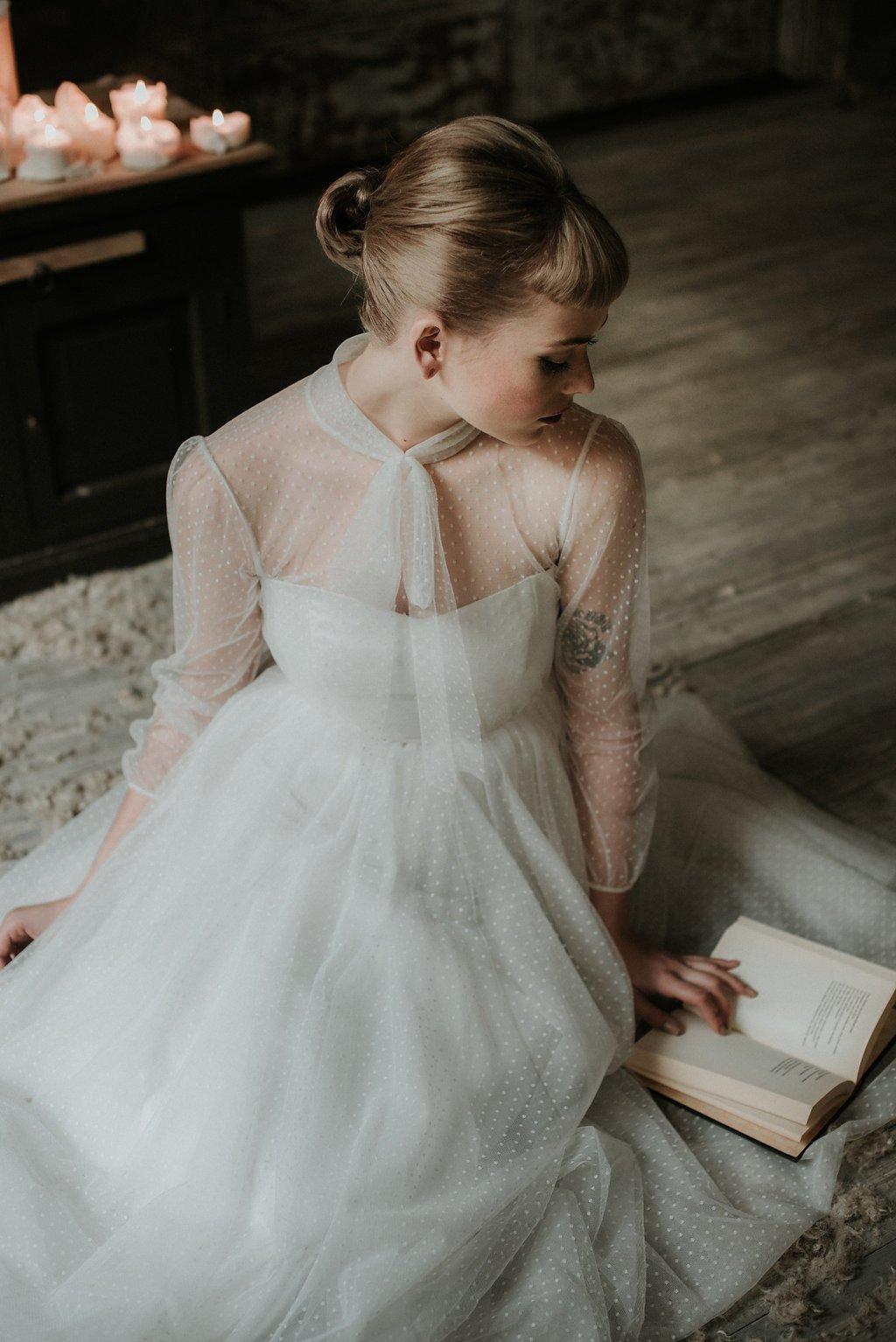 Nadia Manzato Wedding Couture 2017