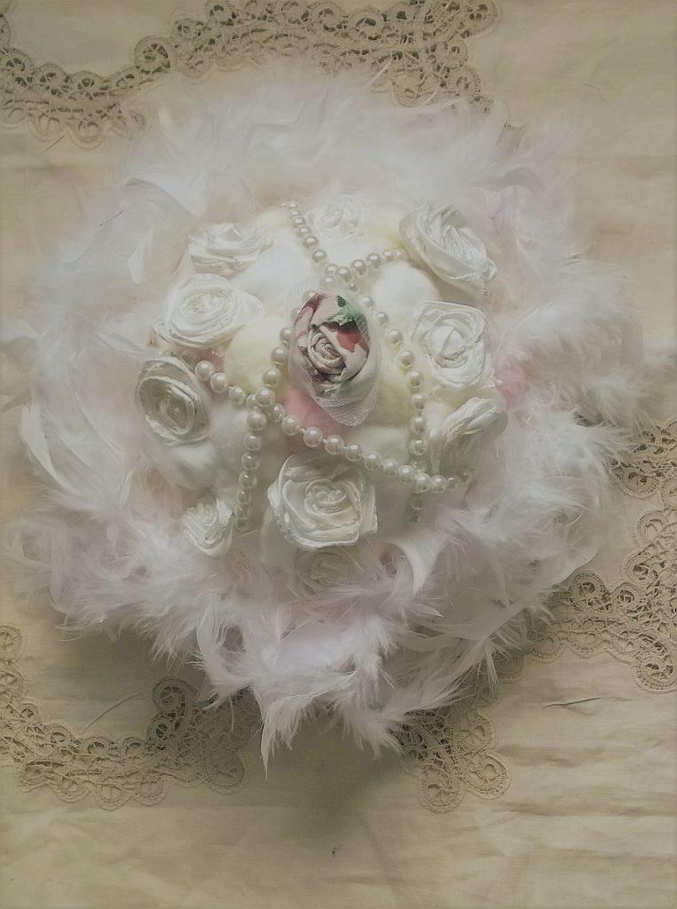 bouquet perle sposa