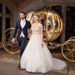Matrimonio a Disneyland Paris, nozze da favola per tornare bambini