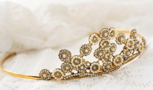 tiara per la sposa