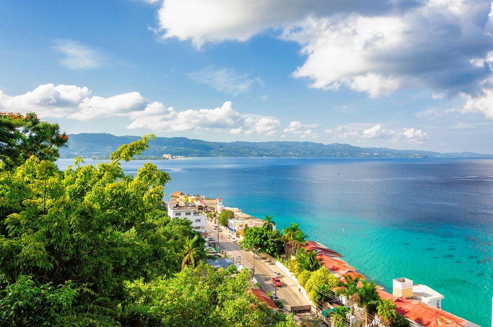 Viaggio di nozze in Giamaica, Montego Bay