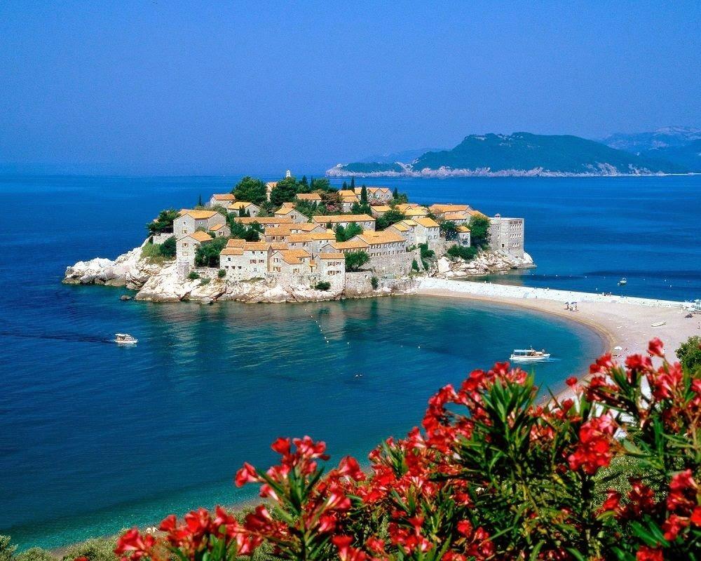viaggio di nozze in Montenegro il lago di Scutari