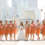 Matrimonio arancione: soluzioni per nozze in Orange Flame