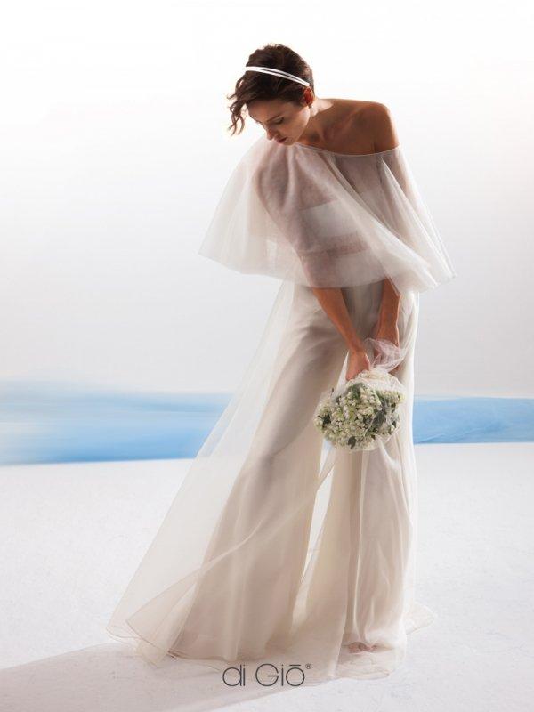 abito da sposa con pantaloni