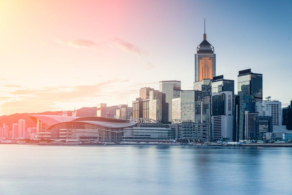 Viaggio di nozze a Hong Kong