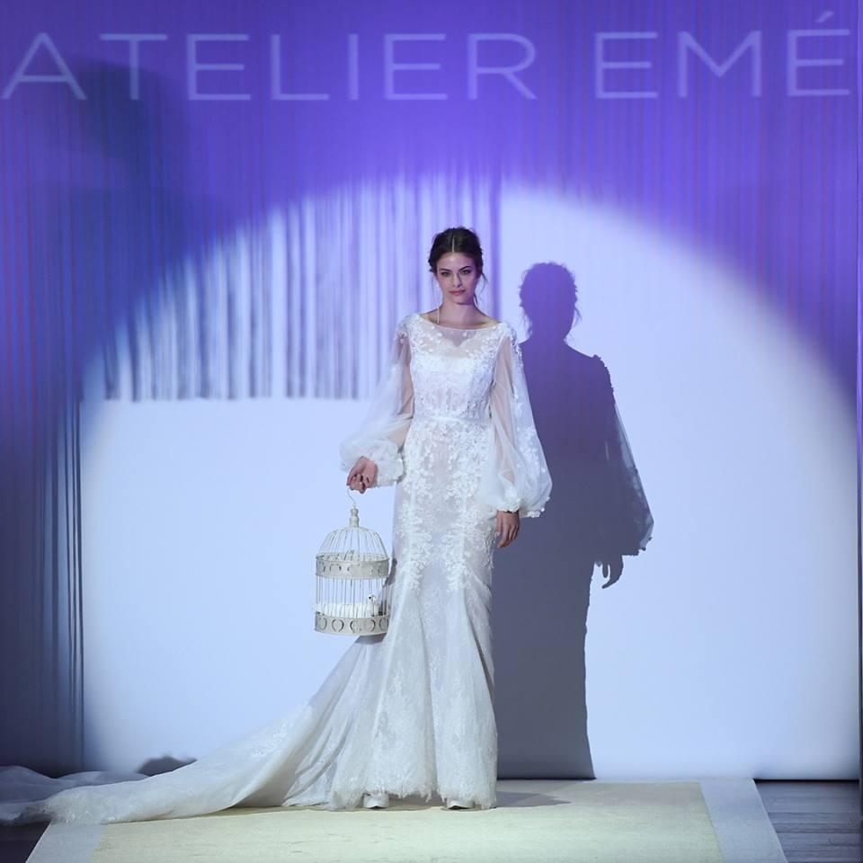 Collezione Sposa 2018 Atelier Emé