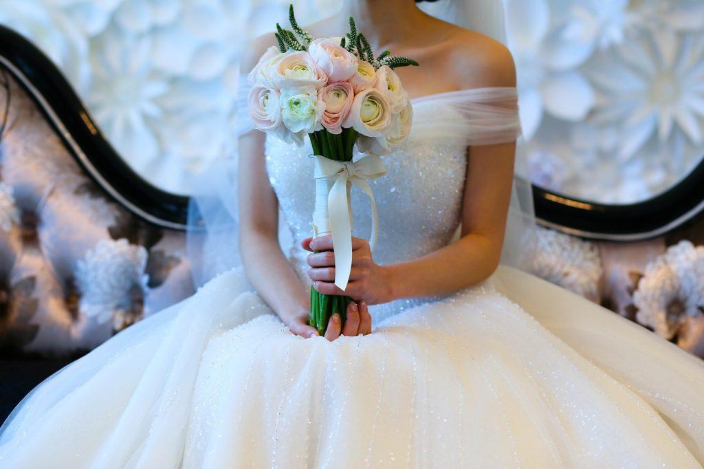 abito da sposa fai da te