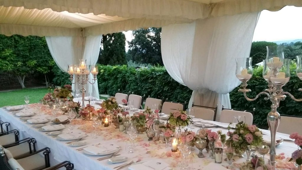 Galateo matrimonio il tavolo imperiale