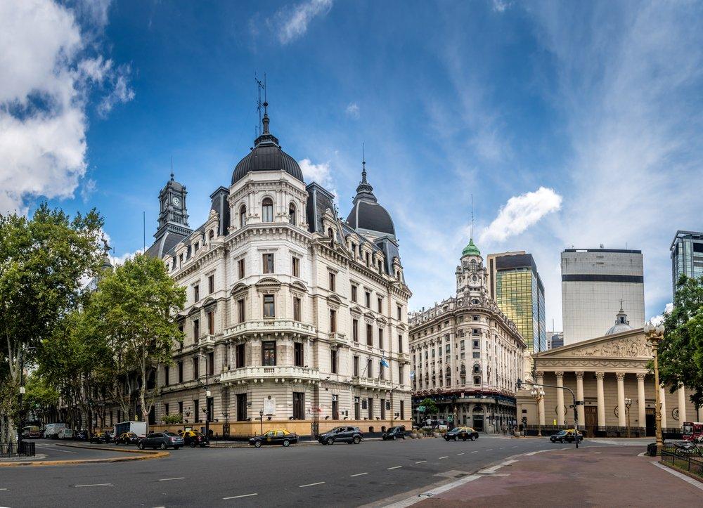 Viaggio di nozze in Argentina, la capitale Buenos Aires