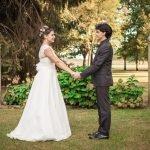 Il matrimonio estivo di Irene e Andrea