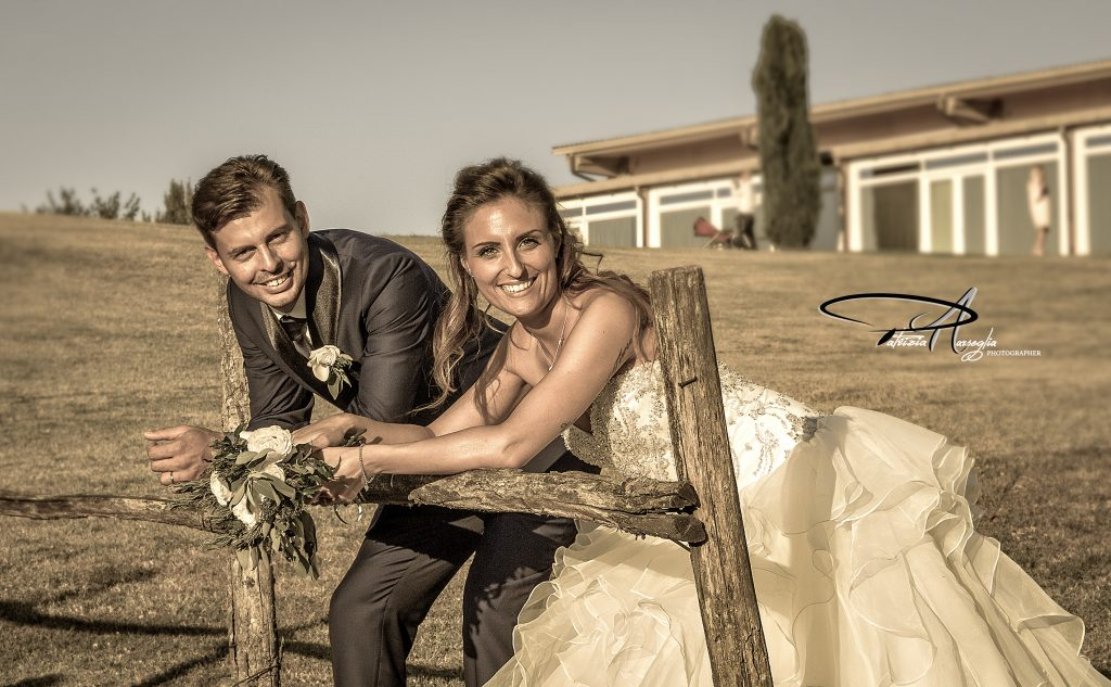 matrimonio country tiffany