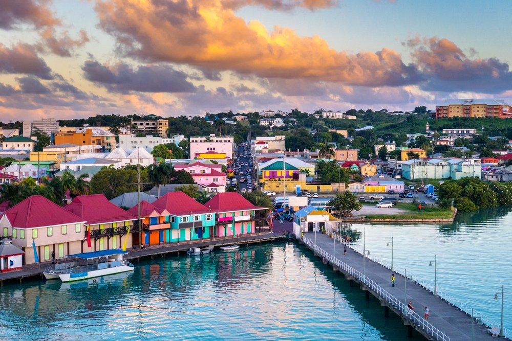 Viaggio di nozze ad Antigua