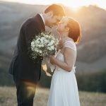 Matrimonio verde salvia: le nozze di Alessandra e Federico