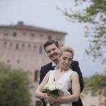 Daniela e Fabrizio: un matrimonio in famiglia