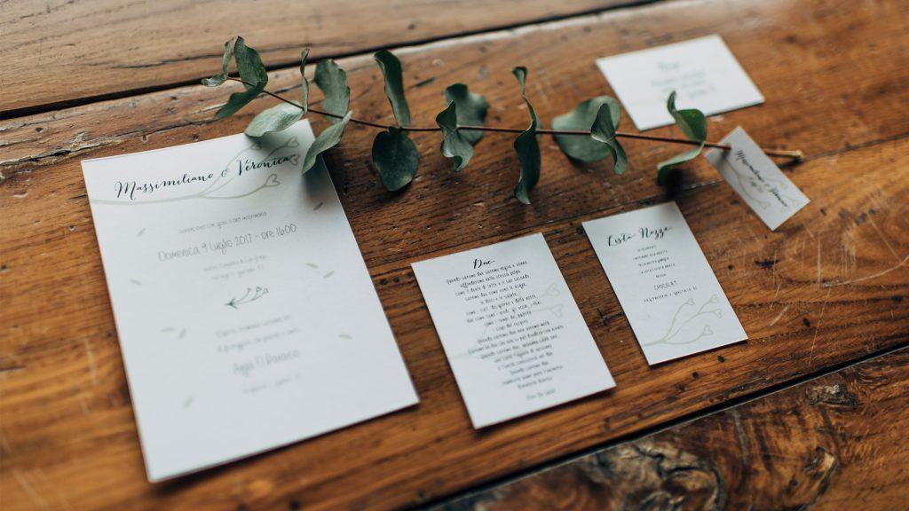 parteciazioni di nozze