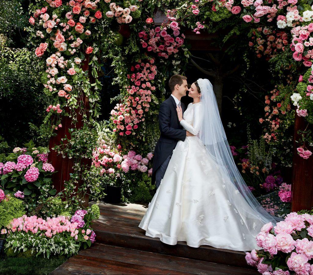 Matrimonio Miranda Kerr ed Evan