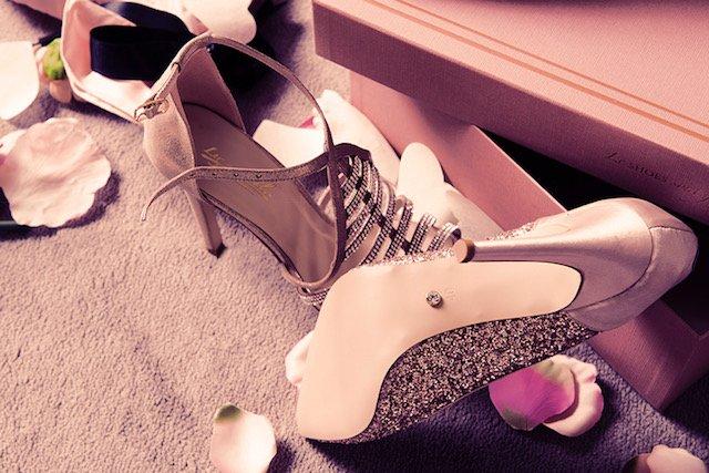 Un nuovo sito dedicato alle scarpe da sposa Panorama Sposi