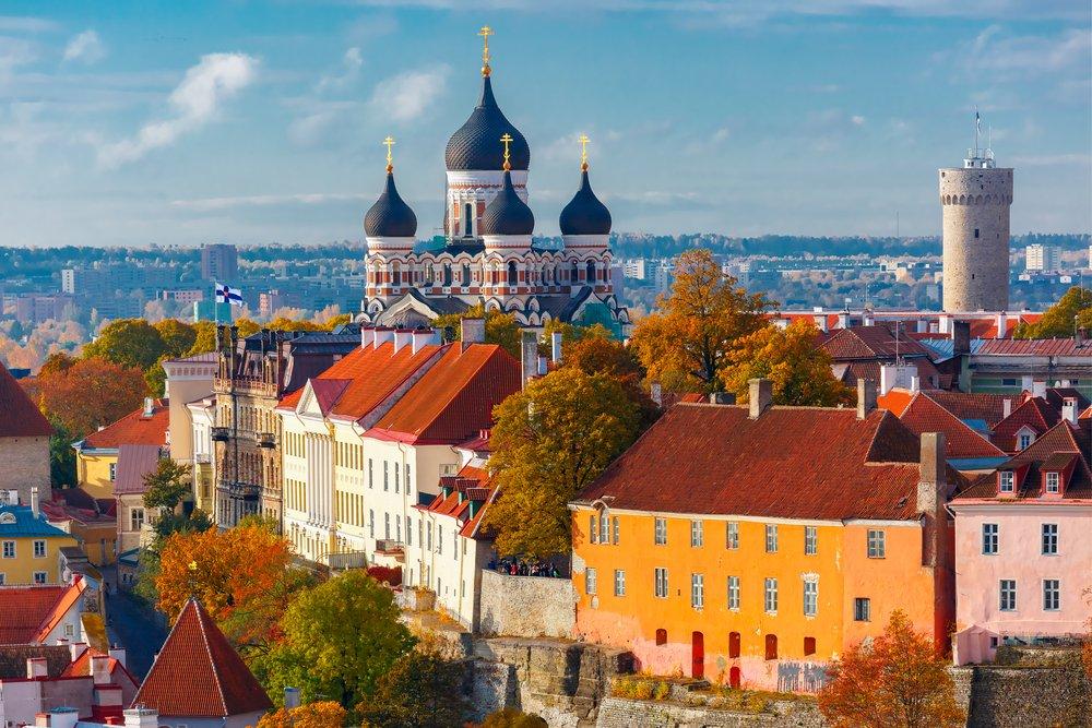 Viaggio di nozze in Estonia