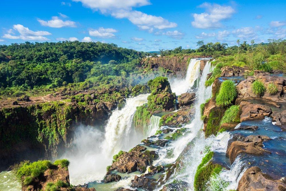 Cascate del Paraguay