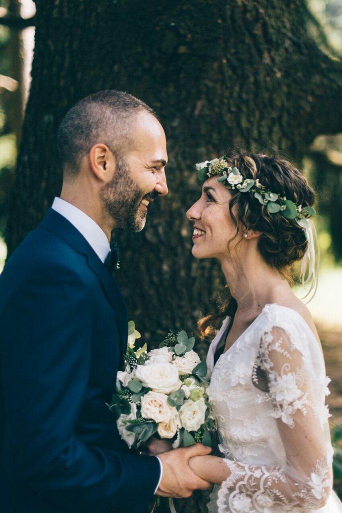 matrimonio bucolico