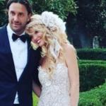 Luca Toni e Marta Cecchetto: matrimonio a sorpresa