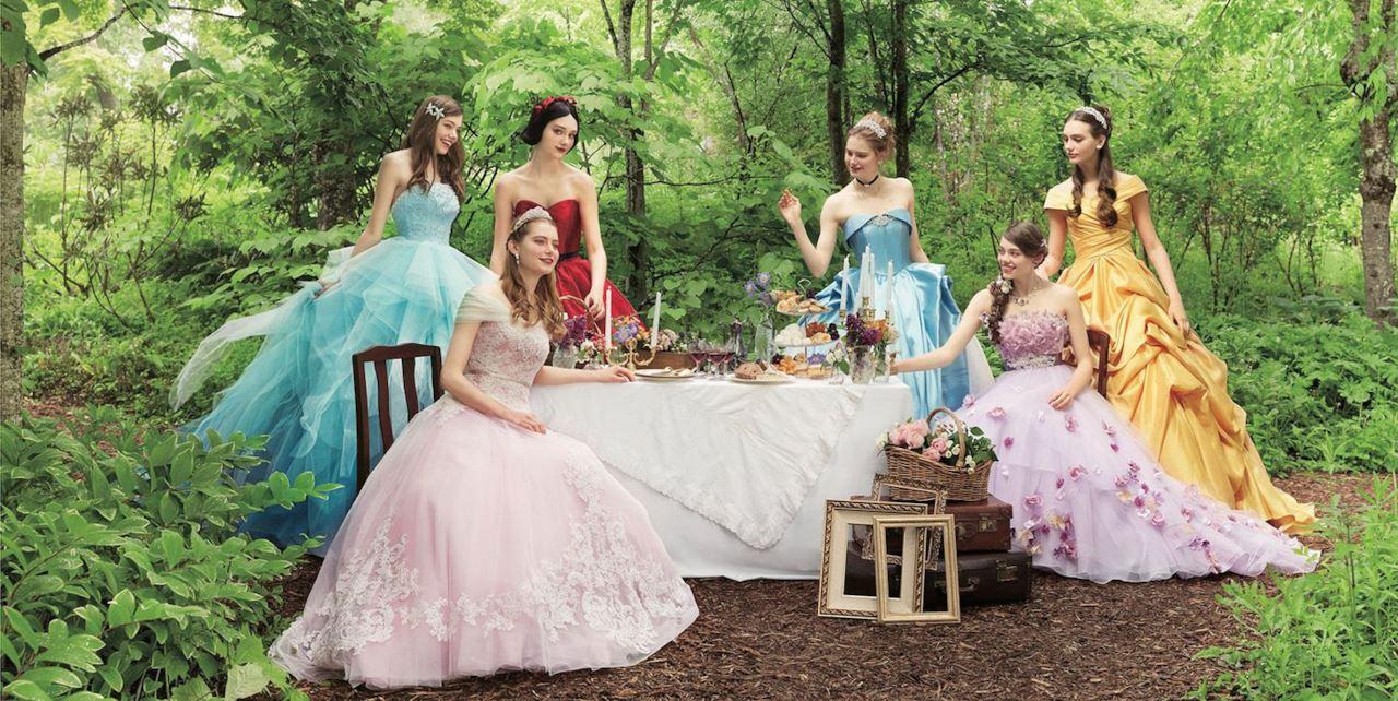 e58e65620f52 Abiti da sposa principesse Disney  i sogni son desideri. di Panorama Sposi